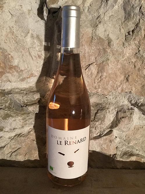 Domaine Le Renard Principauté d' Orange Vaucluse Rosé 2019