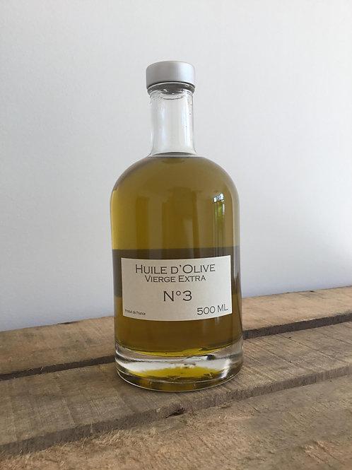 Huile d'Olive N°3  500ml Domaine de l'Arbre Blanc