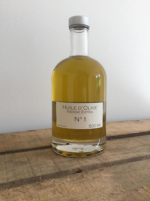 Huile d'Olive N°1 500ml Domaine de l'Arbre Blanc