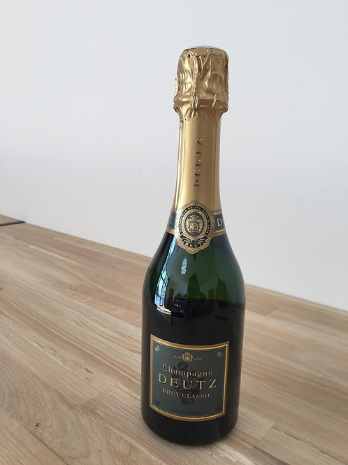 Champagne Deutz Demi Bouteille