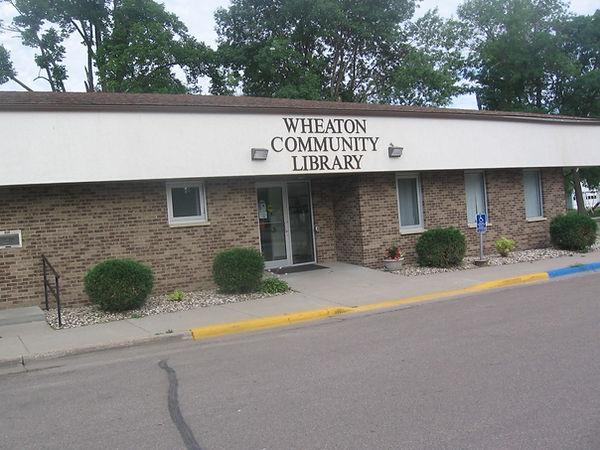 Wheaton Community Library