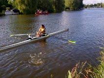 Christchurch Rowing Club at the Wessex Junior Regattas