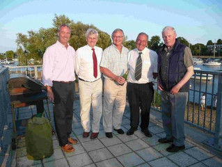 An Oarsome Donation