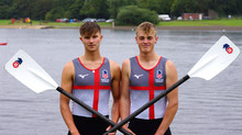 CHRISTHURCH ROWERS RACE FOR ENGLAND