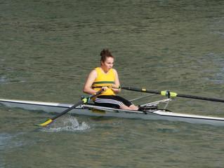 Christiana Joins the GB Rowing Start Programme Elite Development Group