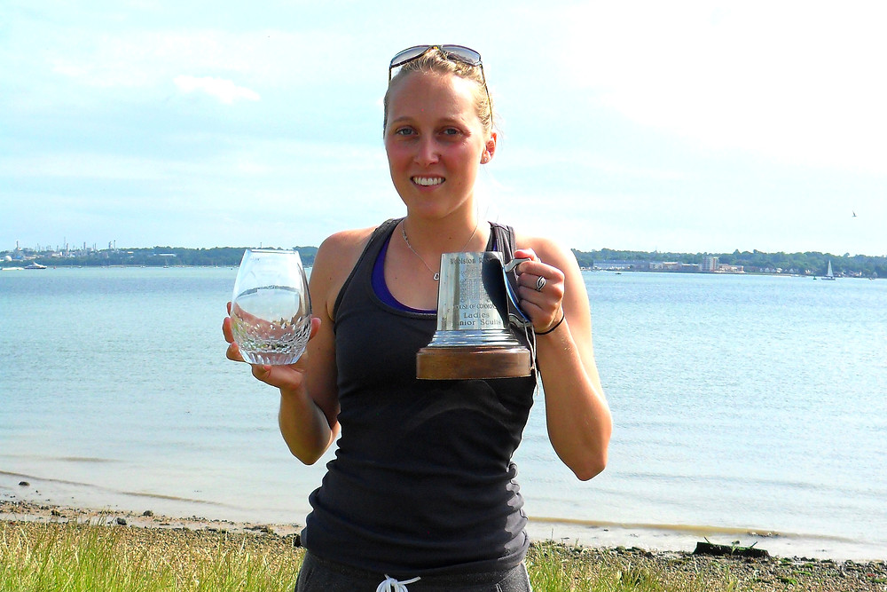 Christchurch Rowing Club Winner at Woolston Regatta 2014