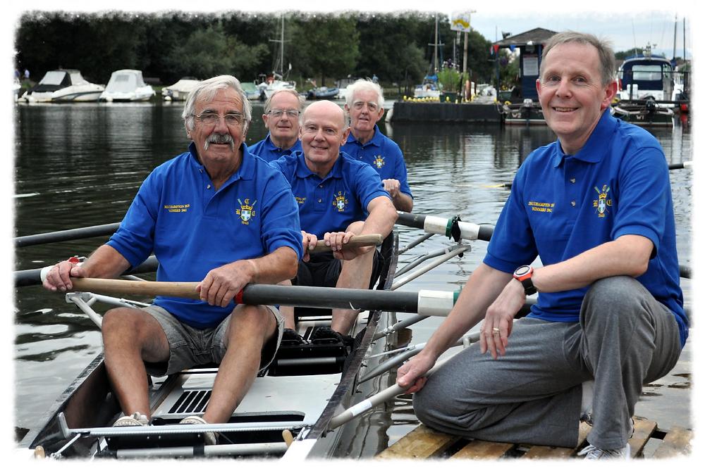 Christchurch Rowing Club New Boat Naming