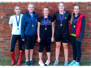 South Coast Championships - Junior Ladies
