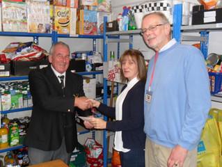 CRC Donates to 3 Charities