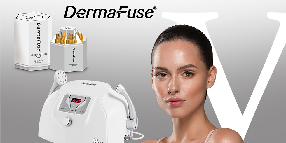 Watch Recording: DermaFuse® Official Product Launch