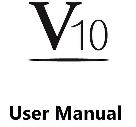 V10 User Manual