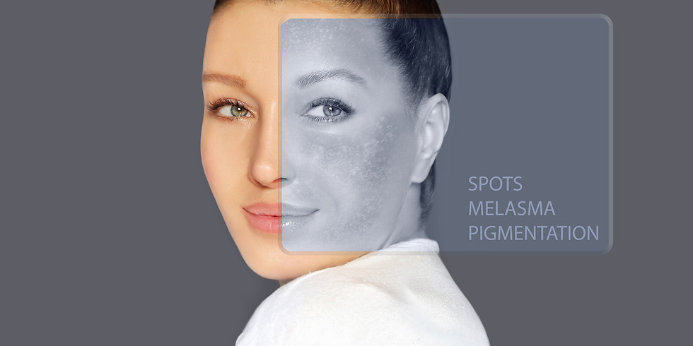 Watch Recording: The Most Challenging Types of Hyperpigmentation; a Deep Dive into Melasma and PIH