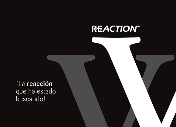 Reaction 8 Page Handout - Spanish (Pack of 25)