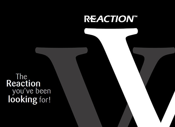 Reaction 8 Page Handout (Pack of 25)