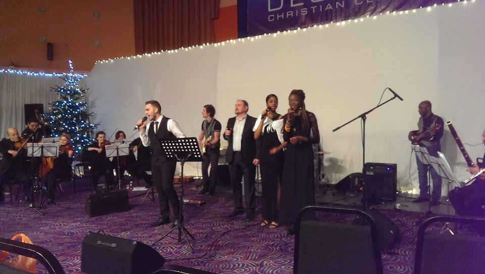 'Christmas This Year' Concert2014