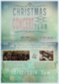 Christmas This Year Concert 2014