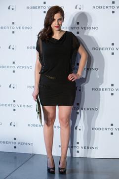 Sara Ballesteros. Roberto Verino´s Party.
