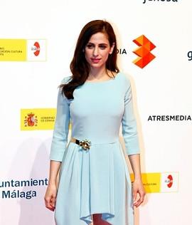 Sara Ballesteros. Málaga Film Festival.