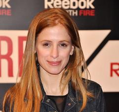 Sara Ballesteros. Reebok campaign.