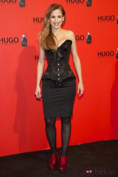 Sara Ballesteros at Hugo Boss´ Party Hugo.