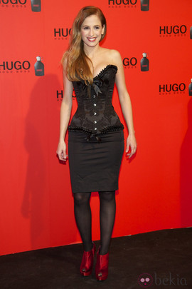 Sara Ballesteros at Hugo Boss´ Party Hugo.