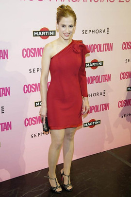Sara Ballesteros. Cosmopolitan´s Party.
