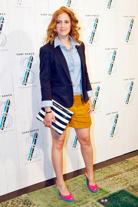 Sara Ballesteros. Tommy Hilfiger´s Party