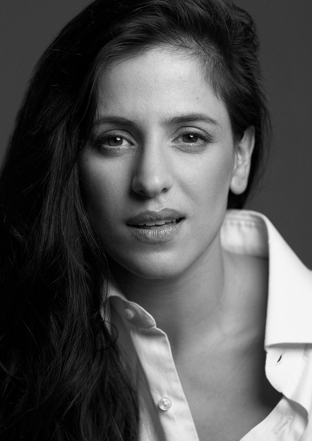 Sara Ballesteros by Sergio Lardiez