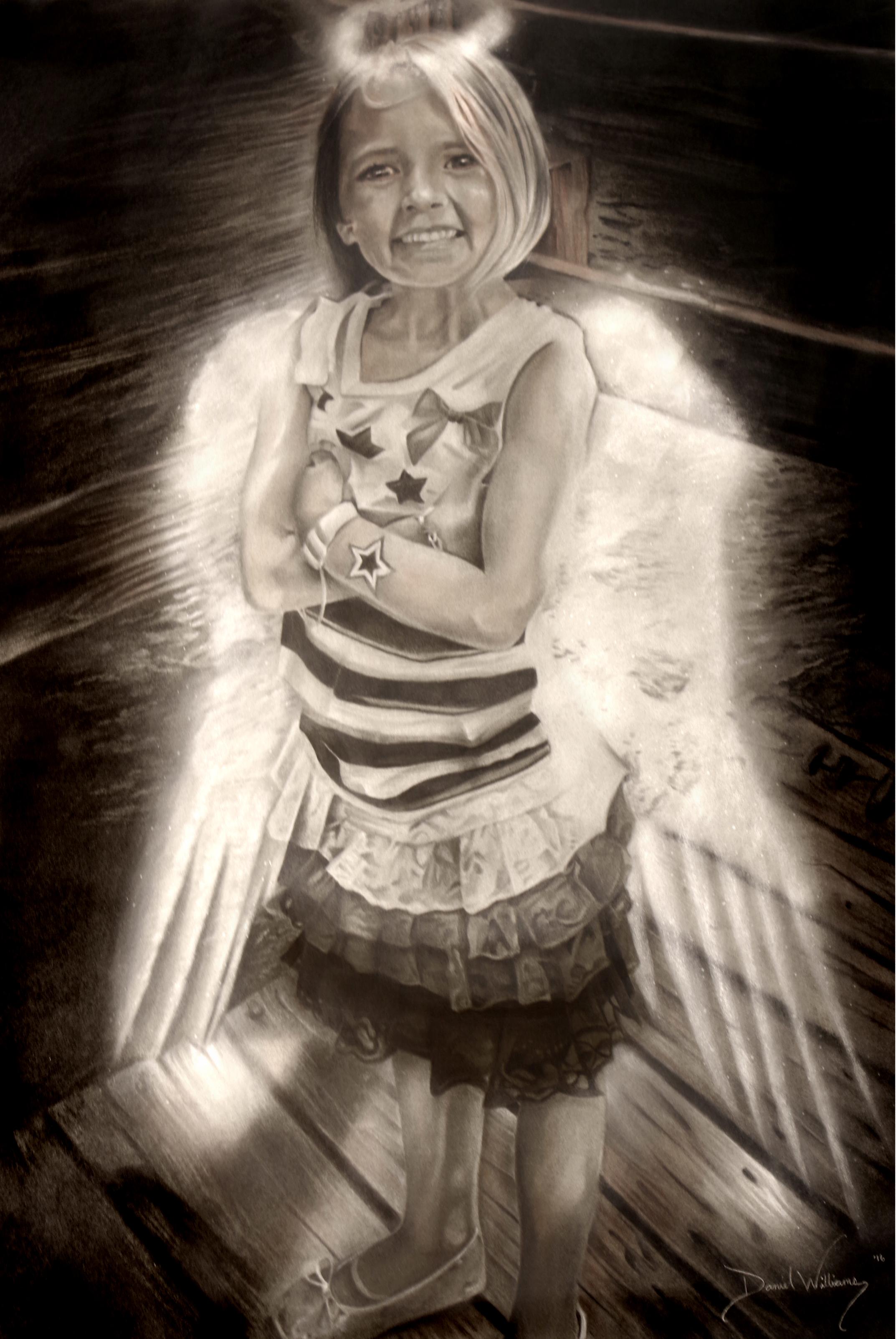 Alayna Angel Portrait