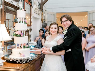 Love the smiles in this picture!  Such a happy day!
