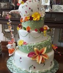 Cake talent like no other -  our Traceylyn!