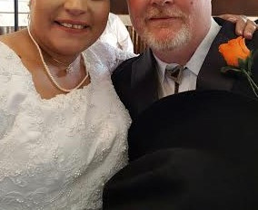 Congratulations, Margarita & David!