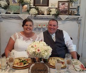 A magically beautiful vintage wedding!