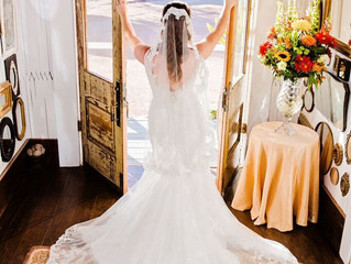 One of the best bridal photos here ever!