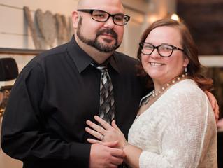 Wedding Homecoming with Amanda & Nathan!