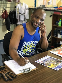 SET UP A CALL WITH COACH ERIC A. BRADLEY