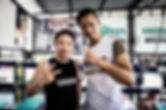 jonathan fung the school of boxing  Zahn