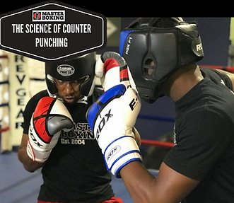 learn the science of counter punching