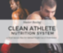 combat athlete nutrition