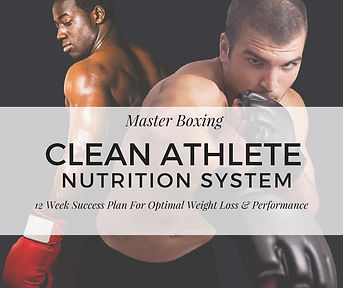 combat athlete nutrition