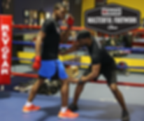 Boxing Footwork