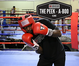 learn the peek a boo boxing style