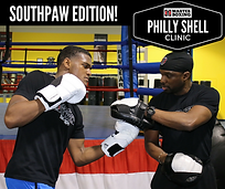 SOUTHPAW PHILLY SHELL CLINIC ONLY COVER.