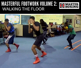 MASTERFUL FOOTWORK 2 WALKING THE FLOOR E