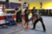 Boxing educational clinics