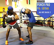 Punch Pad Pro Edition Product MITT MASTER 3