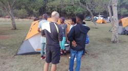 Grade 9-Camping -2018