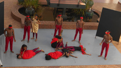 Hillbrow theatre project performing