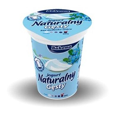 Jogurt naturalny gęsty BAKOMA 390g