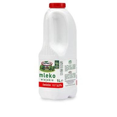 Mleka Piątnica 3,2% 1l